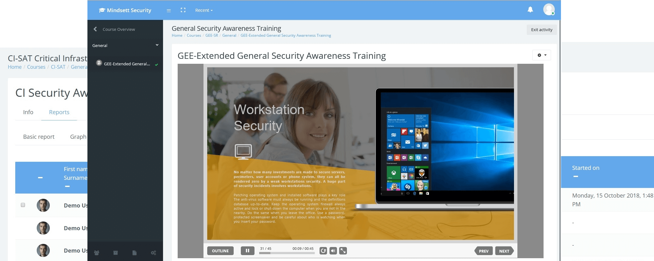 Mindsett Security - Security Through Training